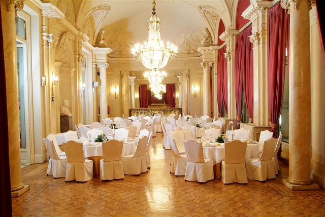 picture of the banquet venue